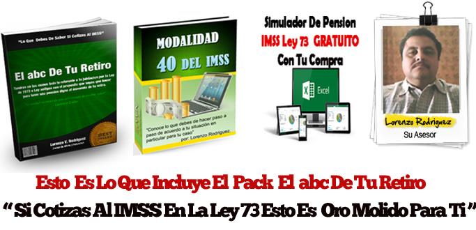 - Pack abc  - Ofrecemos Ofrecemos Asesoría En Pensiones IMSSen Mexicali y el área circundante