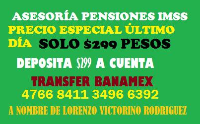 pension-imss - PRECIO 299 - ¿Aportaciones Voluntarias Me Ayudan A Obtener Una Buena Pensión?