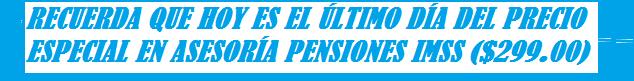 pension-imss, modalidad-40 - ESPECIAL - Cambios Que Se Vienen Para Este Año 2019