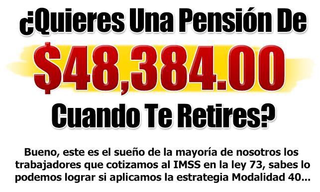 - pensión alta - La Modalidad 40 Año 2020